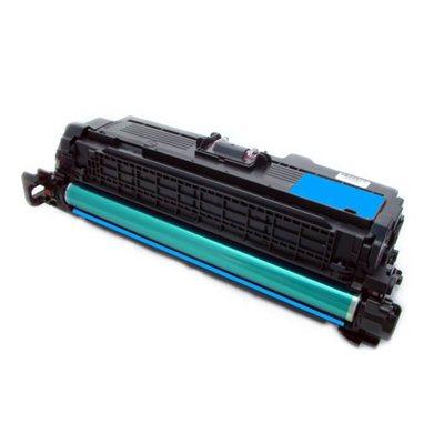Картридж HP 504A / CE251A Синий, совместимый