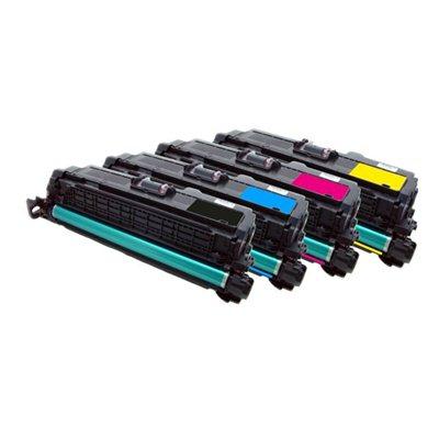 Tooner HP 504A / CE250A Komplekt, analoog