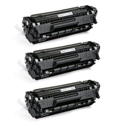 Tooner Canon FX-10 / FX10 Komplekt 3 tk, analoog
