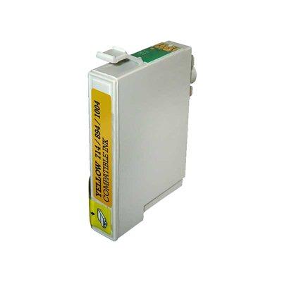 Чернила Epson T0714 Жёлтый, аналог