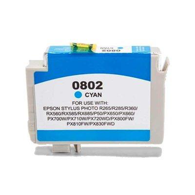 Tint Epson T0802 Sinine, analoog