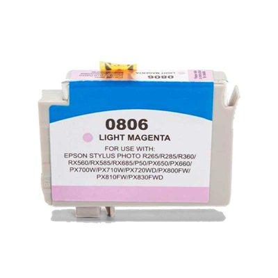 Tint Epson T0806 Helepunane, analoog