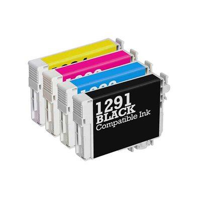 Комплект чернил Epson T1295 L 4-цвета, аналог