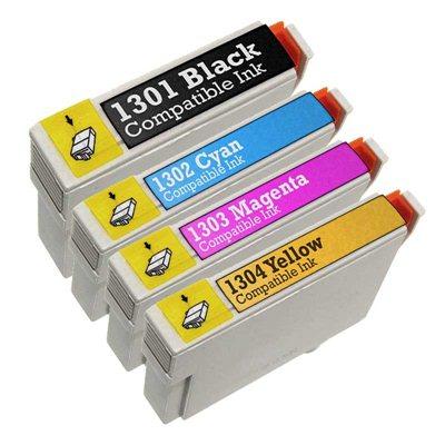 Tindikomplekt Epson T1305 XL 4-värvi, analoog