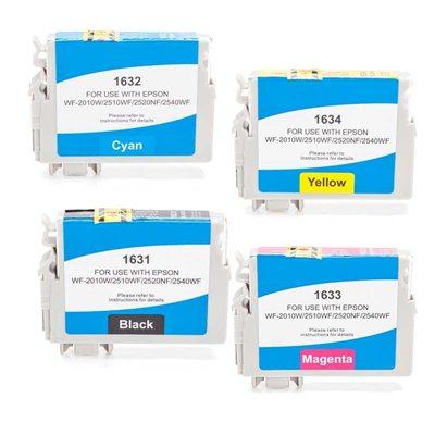 Tindikomplekt Epson T1635 XL 4-värvi, analoog