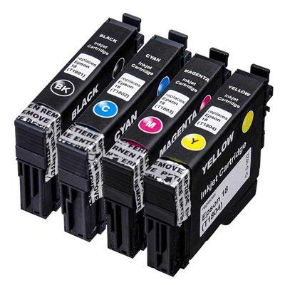 Tindikomplekt Epson T1806 4-värvi, analoog