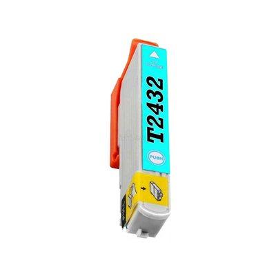 Tint Epson T2432 XL Sinine, analoog