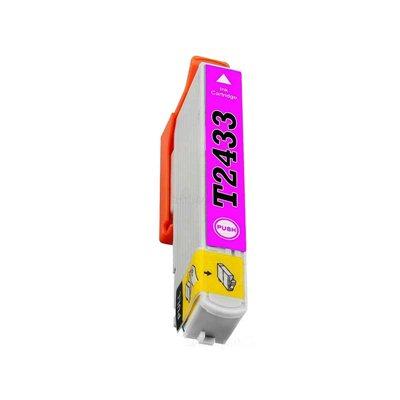 Tint Epson T2433 XL Punane, analoog
