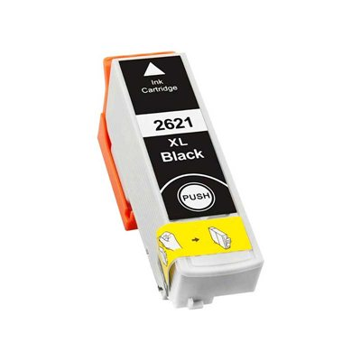 Tint Epson T2621 XL Must, analoog