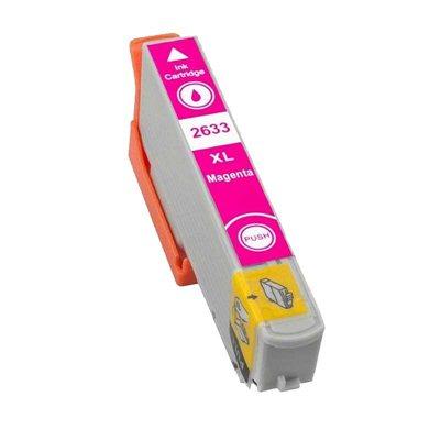 Tint Epson T2633 XL Punane, analoog