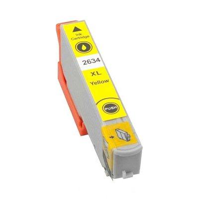 Tint Epson T2634 XL Kollane, analoog