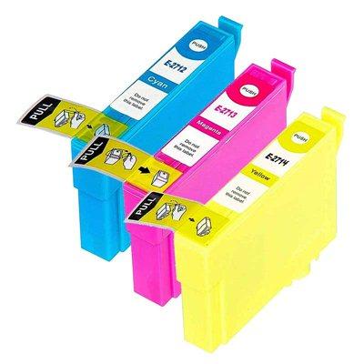 Tindikomplekt Epson T2715 XL 3-värvi, analoog