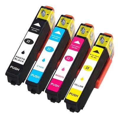 Tindikomplekt Epson T3346 4-värvi, analoog