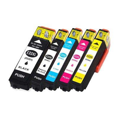Tint Epson T3357 XL 5-värvi, analoog