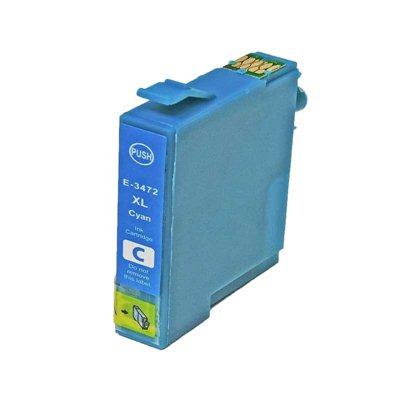 Tint Epson T3472 XL Sinine, analoog