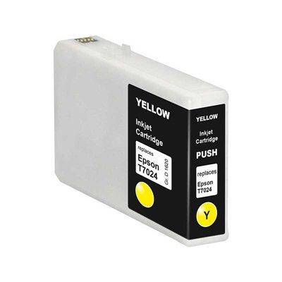 Tint Epson T7024 XL Kollane, analoog
