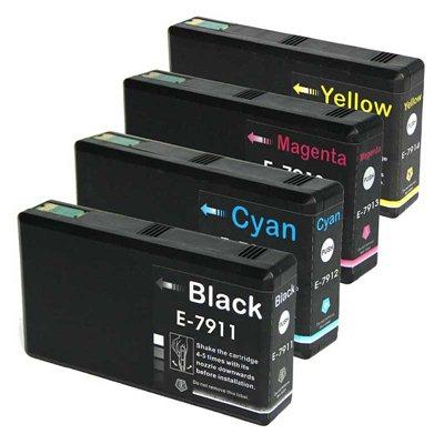 Tindikomplekt Epson T7915 4-värvi, analoog