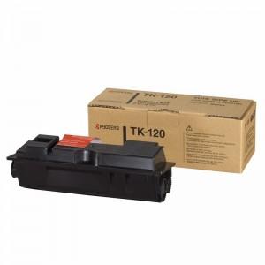 Tooner Kyocera TK-120, 7200 lehte, must