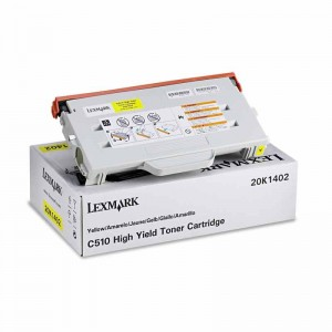 Toner LEXMARK 20K1402 (6600 pages) yellow