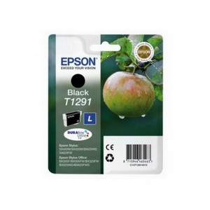 Tindikassett Epson T1291, 11.2ml., must