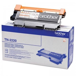 Tooner Brother TN-2220, 2600 lehte, must