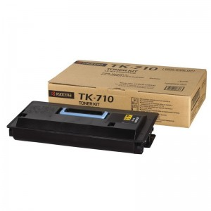 Tooner Kyocera TK-710, 40 000 lehte, must