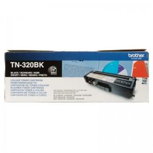 Tooner BROTHER TN-320Bk (2500 lehte) must