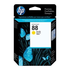 HP Ink No.88 Yellow (C9388AE) Open Box