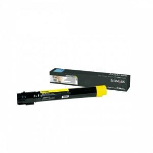 Lexmark Cartridge Yellow (X950X2YG)