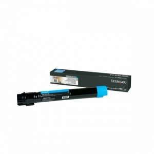 Lexmark Cartridge Cyan (X950X2CG)