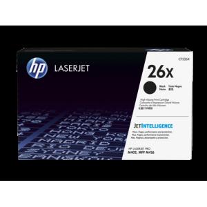HP Cartridge No.26X Black (CF226X) (B grade)