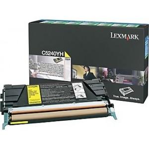 Lexmark Cartridge Yellow 5k (C5240YH)