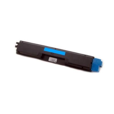 Картридж Kyocera TK 580C / TK-580C Синий, совместимый