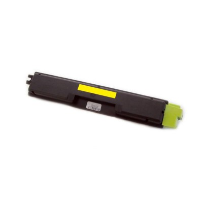 Картридж Kyocera TK 580Y / TK-580Y Желтый, совместимый