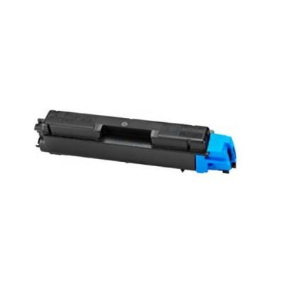 Картридж Kyocera TK 590C / TK-590C Синий, совместимый