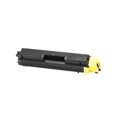 Картридж Kyocera TK 590Y / TK-590Y Желтый, совместимый