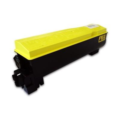 Картридж Kyocera TK 560Y / TK-560Y Желтый, совместимый