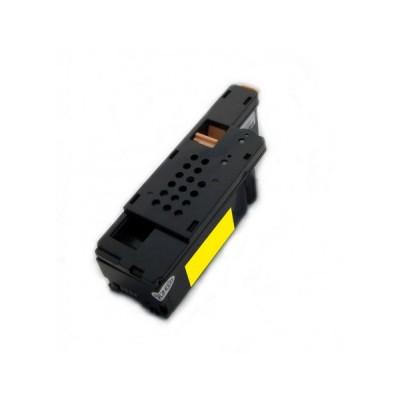 Картридж Xerox 6020 / 6025 / 106R02762 Желтый, совместимый