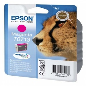 Epson Ink Magenta (C13T07134012)