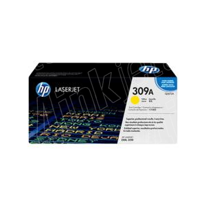 HP Cartridge No.309A Yellow (Q2672A)
