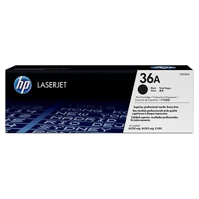 HP Cartridge No.36A Black (CB436A)