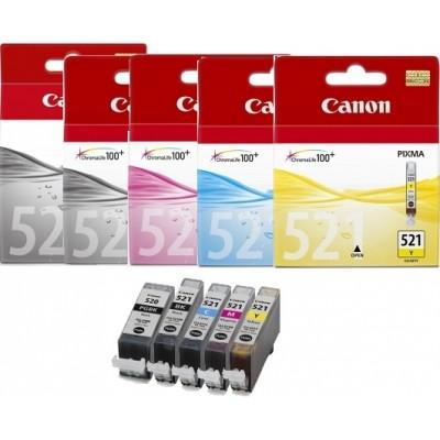 Canon Ink CLI-521 Yellow (2936B001)