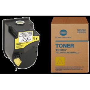 Konica-Minolta Toner TN-310 Yellow (4053503)