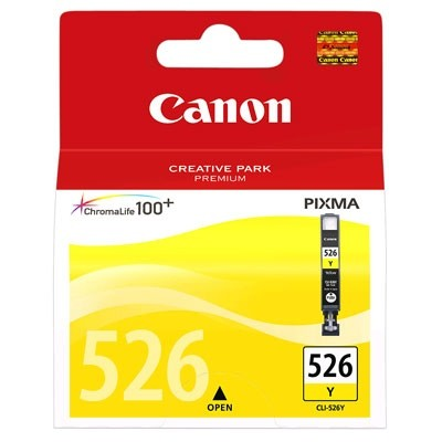 Canon Ink CLI-526 Yellow (4543B001)