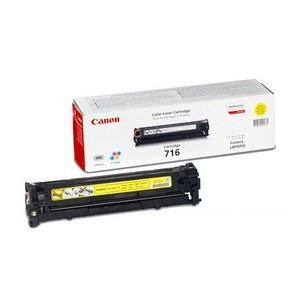Canon Cartridge 716 Yellow 1,5k (1977B002)