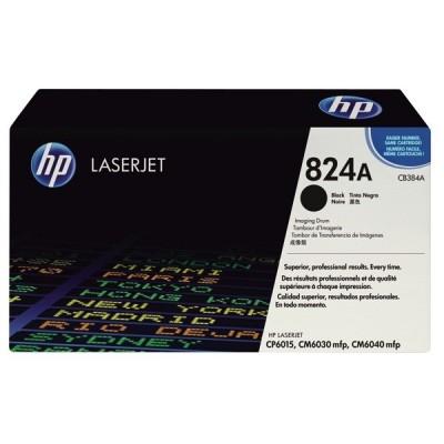 HP Drum No.824A Black Image Unit (CB384A)
