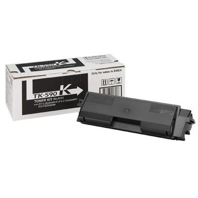 Kyocera Toner TK-590 Black (1T02KV0NL0)