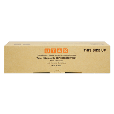 Utax / TA Toner CLP 3416 8k Magenta (4441610014/ 4441610114)