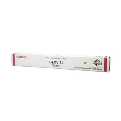 Canon Toner C-EXV 34 Magenta (3784B002)