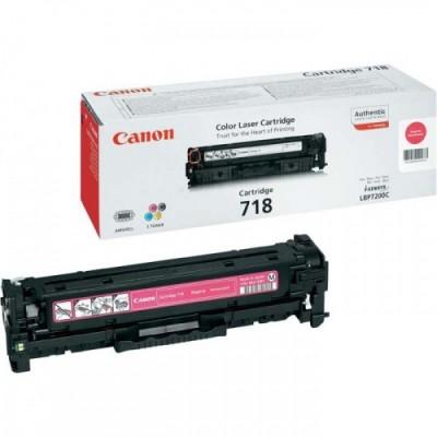 Canon Cartridge 718 Magenta (2660B002)